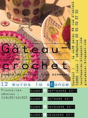 Cours de Crochet à Rouen