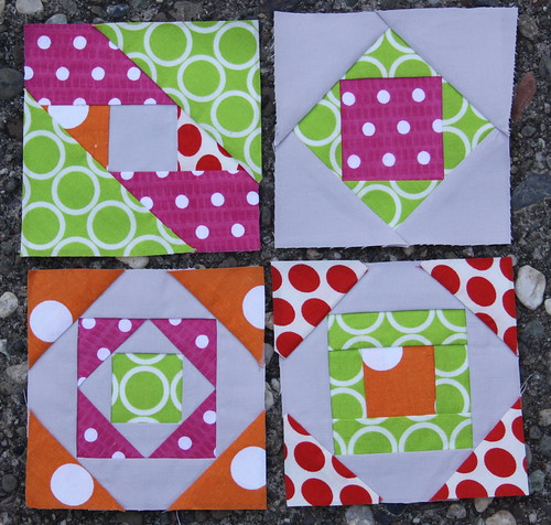 Mini Farmer's Wife Blocks