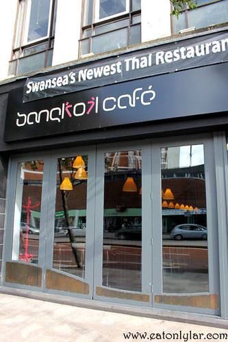 Bangkok Café, Swansea