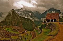 Top of Machu Picchu, truly amazing