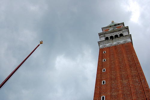 campanile, st. mark's square