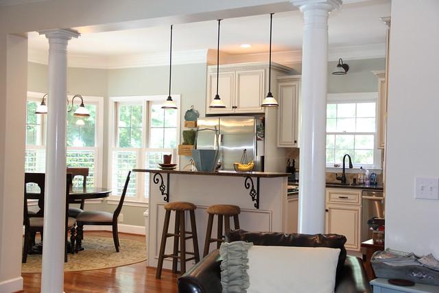 light kitchen paint