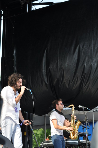 Destroyer @ Pitchfork Music Festival, 7.16.11