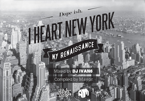 The NEW YORK RENAISSANCE Mix