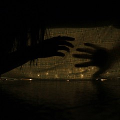 underground (m u s a di nessuno.) Tags: light portrait self dark underground hand gsfp