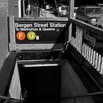 Bergen Street Station