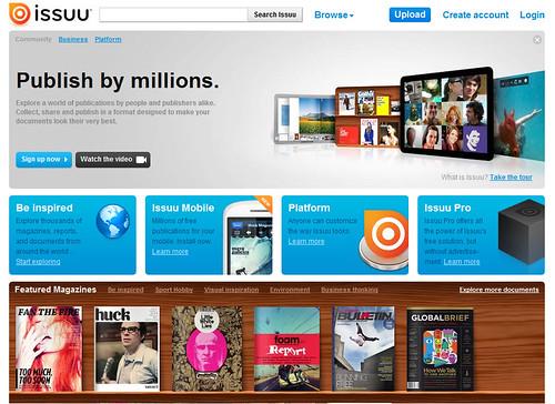 ISSUU Catálogo de Productos Online