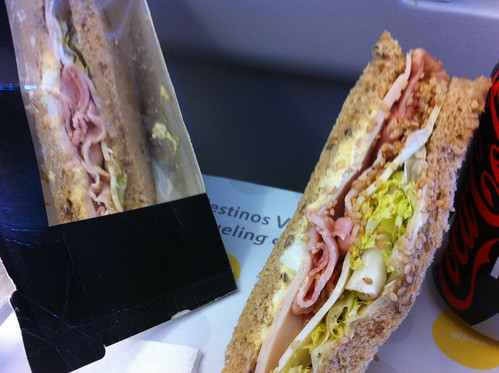 Vueling Airlines | Sandwich