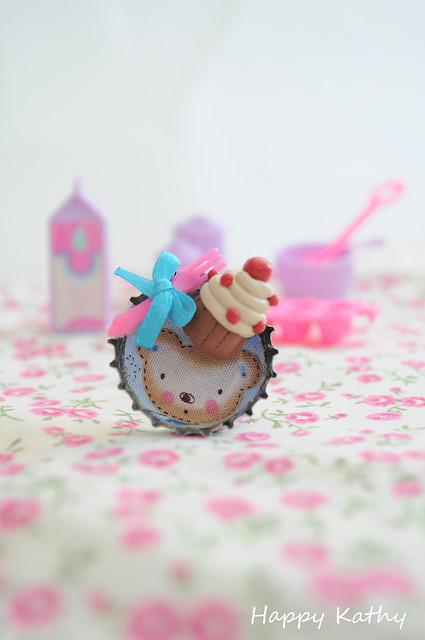 Cupcake riiing!!