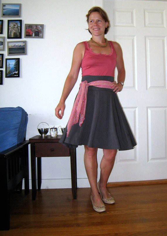Skirt as Skirt Option 1