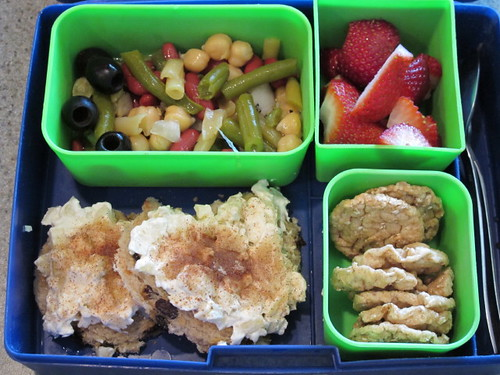 Bento Box Lunch --