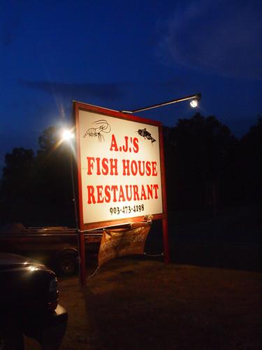 A.J.'s Fish House – Alba, Texas