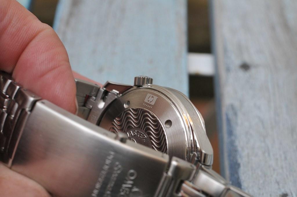 Omega HP engraving