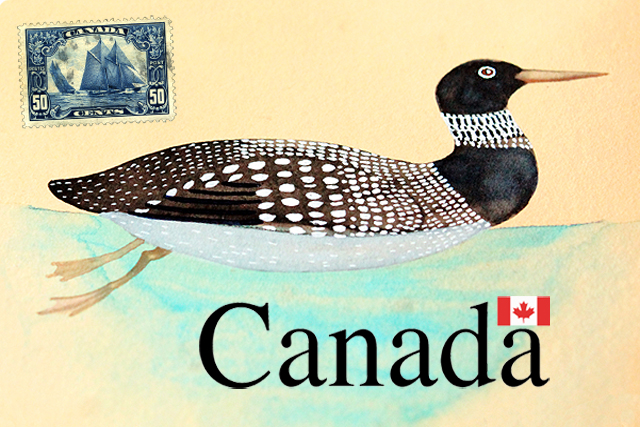 Canada here I come!