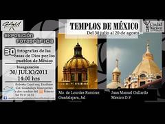 Exposición fotográfica TEMPLOS DE MEXICO (Polycarpio) Tags: méxico mexicana mexico mexique poly jm gallardo mexiko messico polyfoto mekishiko mexicophotos polycarpio fotosdemexico jmgallardo juanmanuelgallardo polygallardo juanmgallardo