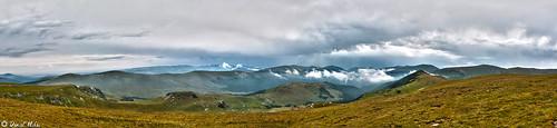 Transalpina landscape
