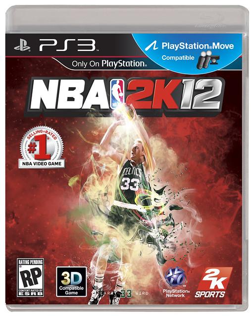 NBA 2K12 - Bird