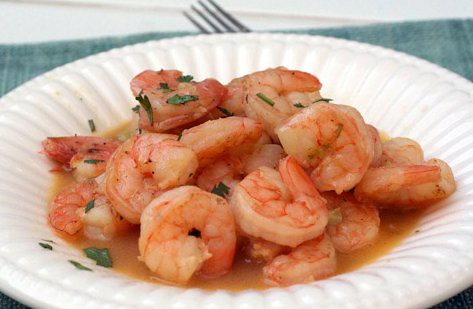 Shrimp Scampi with Beer Recipe