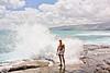OahuHawaii-0239 (chucksmithphoto) Tags: ocean usa man hawaii coast rocks waves oahu shore chuck honolulu portlock chucksmith hanapepeloop chucksmithphoto