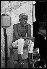 Los Cubanos - He's got the whole world in his hand (1) (liquidends) Tags: havana cuba varadero cuban