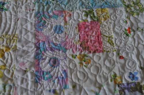machine quilting sampler 3