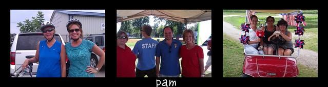 Pam, Friend