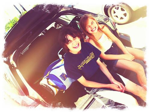 Retro pit stop - #192/365 by PJMixer