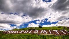 Dolomites - Passo di Giau