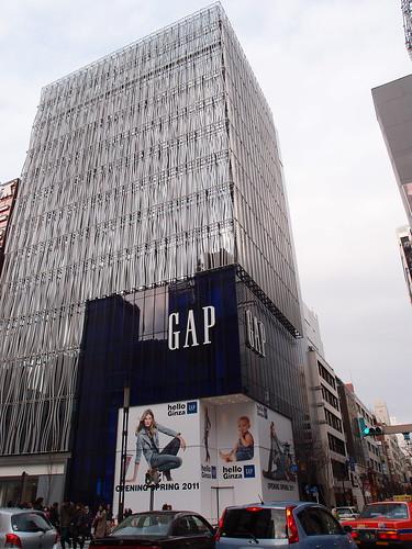 銀座 GAP
