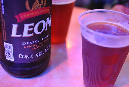 leon shot