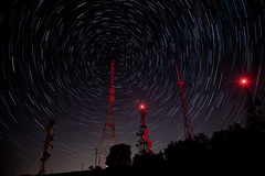 Heavenly spins (ChrisBrn) Tags: star trails startrails flickraward flickrestrellas quarzoespecial