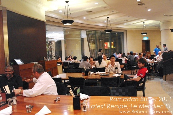Ramadan Buffet - Latest Recipe, LE Meridien-60