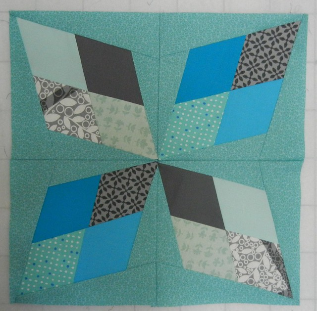 Block #6: Arkansas Traveler