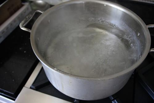baking soda & water
