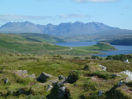Cuillin Mountains, Skye