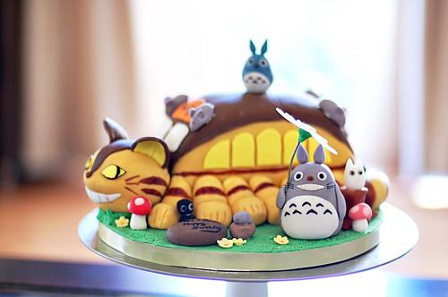 Totoro & companies <3
