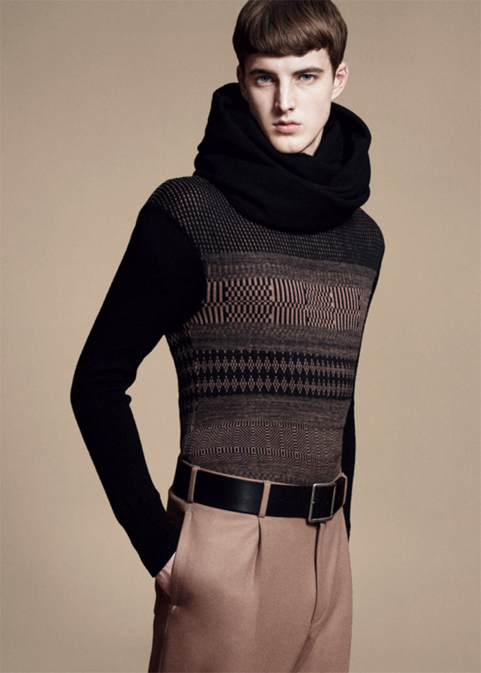 James Smith0064_Z Zegna Fall 2011 Campaign(Fashionisto)