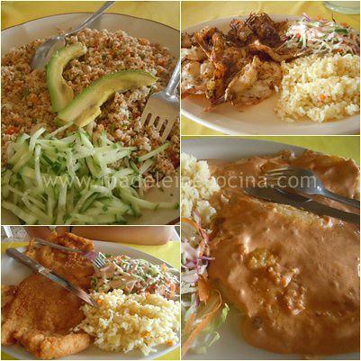 Restaurant Lidia en Colimilla