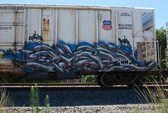 Paser is Building America (All Seeing) Tags: up gerald unionpacific laws reefer mfk uprr armn reefers paser buildingamerica