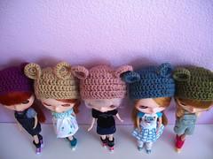 Bear heads! ♥