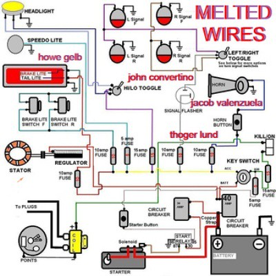 Howe-Gelb---Melted-Wires