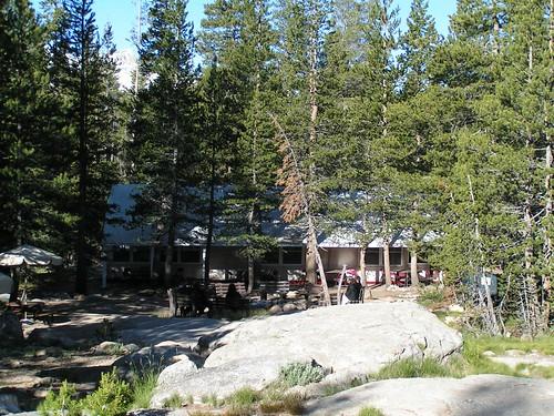 Tuolumne Meadows Lodge
