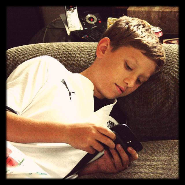 Texting Away