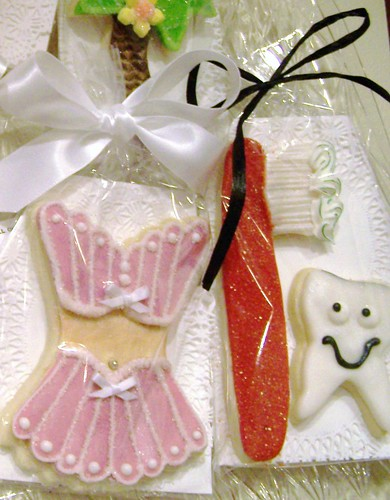cookie assortment/spa by Debs Cookies