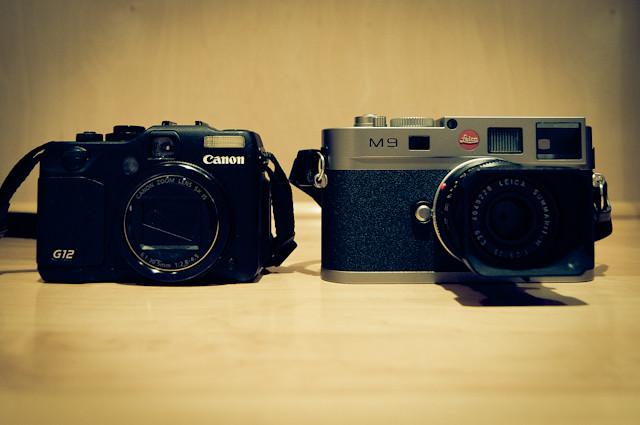 Canon&Leica
