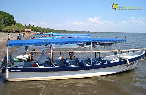 Isletas Tour Granada Nicaragua Our Boat