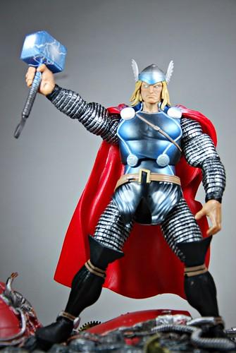 SDCC 2011: Marvel Legends Thor