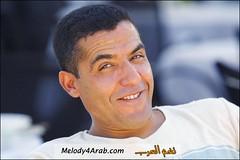 Festival de Jazz de Nice 2001. Photocall de Cheb Mami. Baverel * (نغم العرب - Melody4Arab) Tags: france nice mami photocall cheb thème célébrités شاب مامي