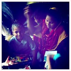 Fanning off the Heat (Martha Adams 10x10) Tags: world india adams martha vision kolkata calcutta 10x10