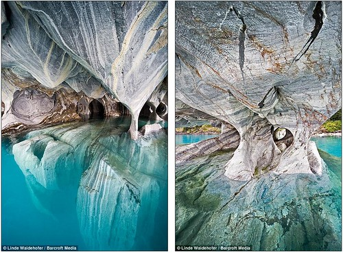 The marble cathedral of Chile Are these the world's most beautiful caves  2